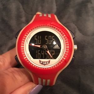 Accessories - Collectible Adidas Chicago Fire Watch